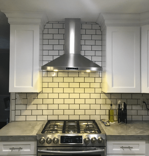 The Best Farmhouse Kitchen Vent Hood Options - My Simpatico Life